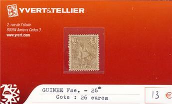 GUINEE - n° 26*