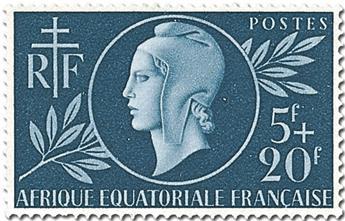 Grande Série Coloniale : Entraide Française (1944)
