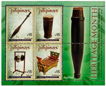 n° 359 - Timbre PHILIPPINES Blocs et feuillets