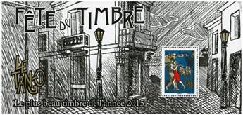 n° 129 - Timbre France Blocs souvenirs