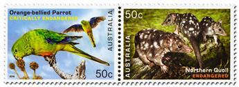 n° 4373/4379 - Timbre AUSTRALIE Poste