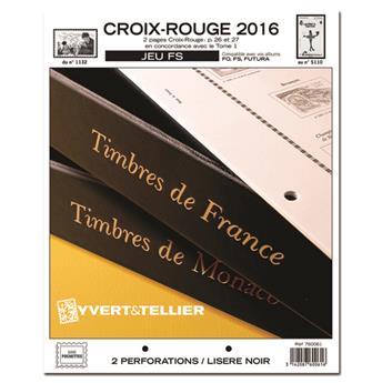 CROIX ROUGE FS : 2015-2016 (jeux sans pochettes)
