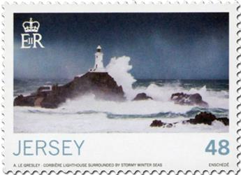 n° 2156 - Timbre JERSEY Poste