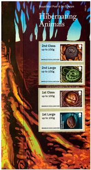 n° 114 - Timbre GRANDE-BRETAGNE Timbres de distributeurs