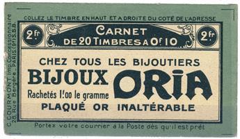 France : Carnet n°159-C1**