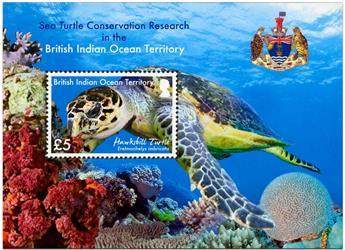 n° 42 - Timbre OCEAN INDIEN Blocs et feuillets