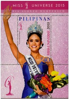 n° 358 - Timbre PHILIPPINES Blocs et feuillets
