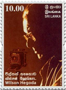 n° 2006 - Timbre SRI LANKA Poste