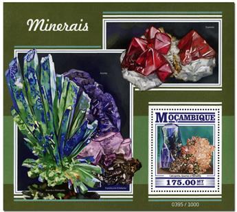 n° 1007 - Timbre MOZAMBIQUE Blocs et feuillets