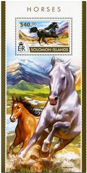 n° 412 - Timbre SALOMON Blocs et feuillets