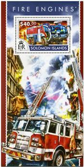 n° 422 - Timbre SALOMON Blocs et feuillets