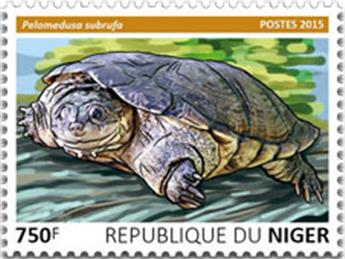 n° 3255 - Timbre NIGER Poste