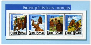n° 5832 - Timbre GUINÉE-BISSAU Poste