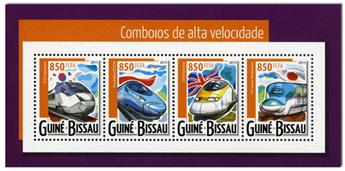 n° 5872 - Timbre GUINÉE-BISSAU Poste