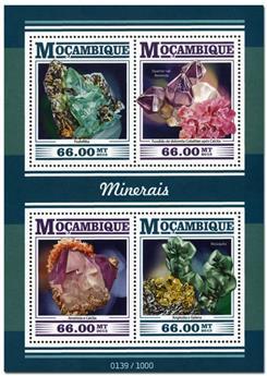 n° 6722 - Timbre MOZAMBIQUE Poste