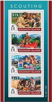 n° 2752 - Timbre SALOMON Poste