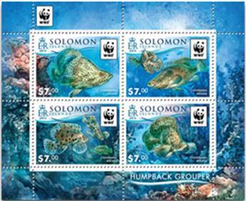 n° 2881 - Timbre SALOMON Poste