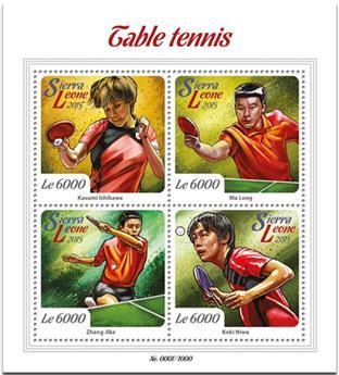 n° 5585 - Timbre SIERRA LEONE Poste