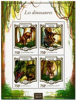 n° 2770 - Timbre NIGER Poste
