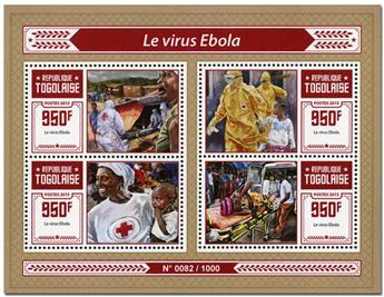 n° 4826 - Timbre TOGO  Poste