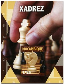 n° 1059  : Timbre MOZAMBIQUE Blocs et feuillets
