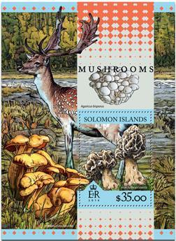 n° 550  : Timbre SALOMON Blocs et feuillets