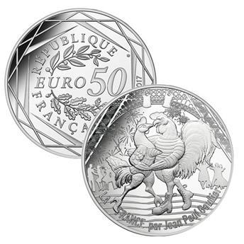 50€ - JEAN PAUL GAULTIER - 2017 (14 JUILLET)