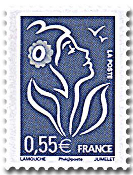 nr. 53D (3802D) -  Stamp France Self-adhesive