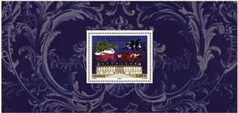 n° 124 - Timbre France Blocs souvenirs