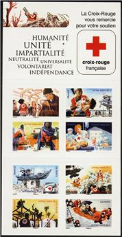 n° 2059 -  Timbre France Carnets Croix Rouge (2015)