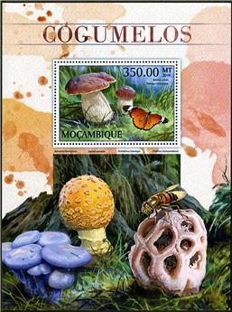 n° 1163 - Timbre MOZAMBIQUE Blocs et feuillets