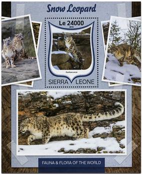 n° 1028 - Timbre SIERRA LEONE Blocs et feuillets