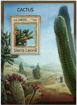 n° 1110 - Timbre SIERRA LEONE Blocs et feuillets