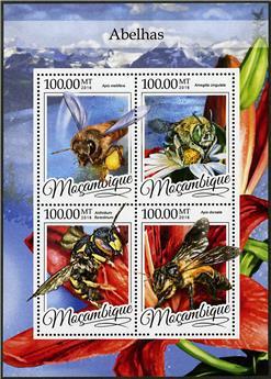 n° 7094 - Timbre MOZAMBIQUE Poste