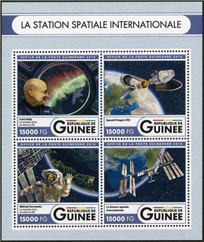 n° 8573 - Timbre GUINÉE Poste