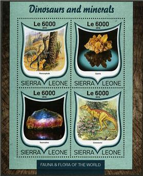 n° 6225 - Timbre SIERRA LEONE Poste