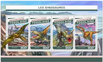 n° 5298 - Timbre TOGO  Poste