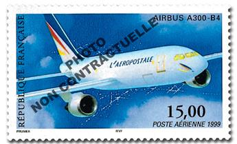 n° 63a -  Timbre France Poste aérienne