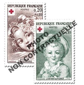 n° 1366a/1367a -  Timbre France Poste