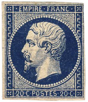 n°14Aa(*) - Timbre France Poste