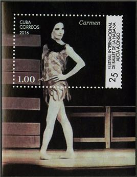 n° 332 - Timbre CUBA Blocs et feuillets