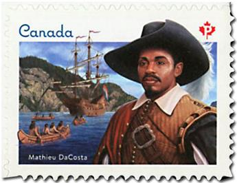 n° 3326 - Timbre CANADA Poste