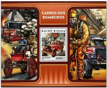 n° 1304 - Timbre GUINEE-BISSAU Blocs et feuillets