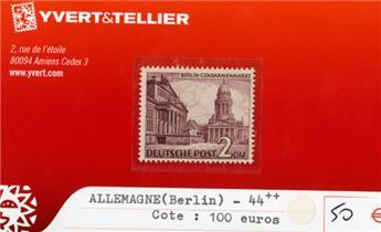 ALLEMAGNE BERLIN - n°44**
