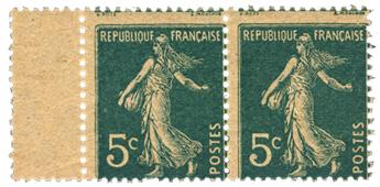 n°137* - Timbre FRANCE Poste