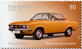 n° 3086/3087 - Timbre ALLEMAGNE FEDERALE Poste