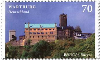 n° 3095 - Timbre ALLEMAGNE FEDERALE Poste (EUROPA)