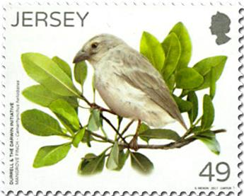 n° 2208/2213 - Timbre JERSEY Poste