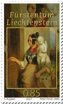 n° 1795/1797 - Timbre LIECHTENSTEIN Poste