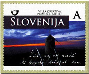 n° 1051/1052 - Timbre SLOVENIE Poste